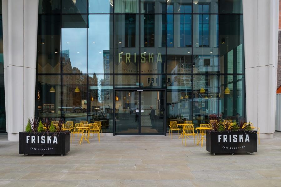 Friska - Store facade