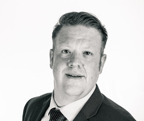 Ryan Gregory, Operations Director