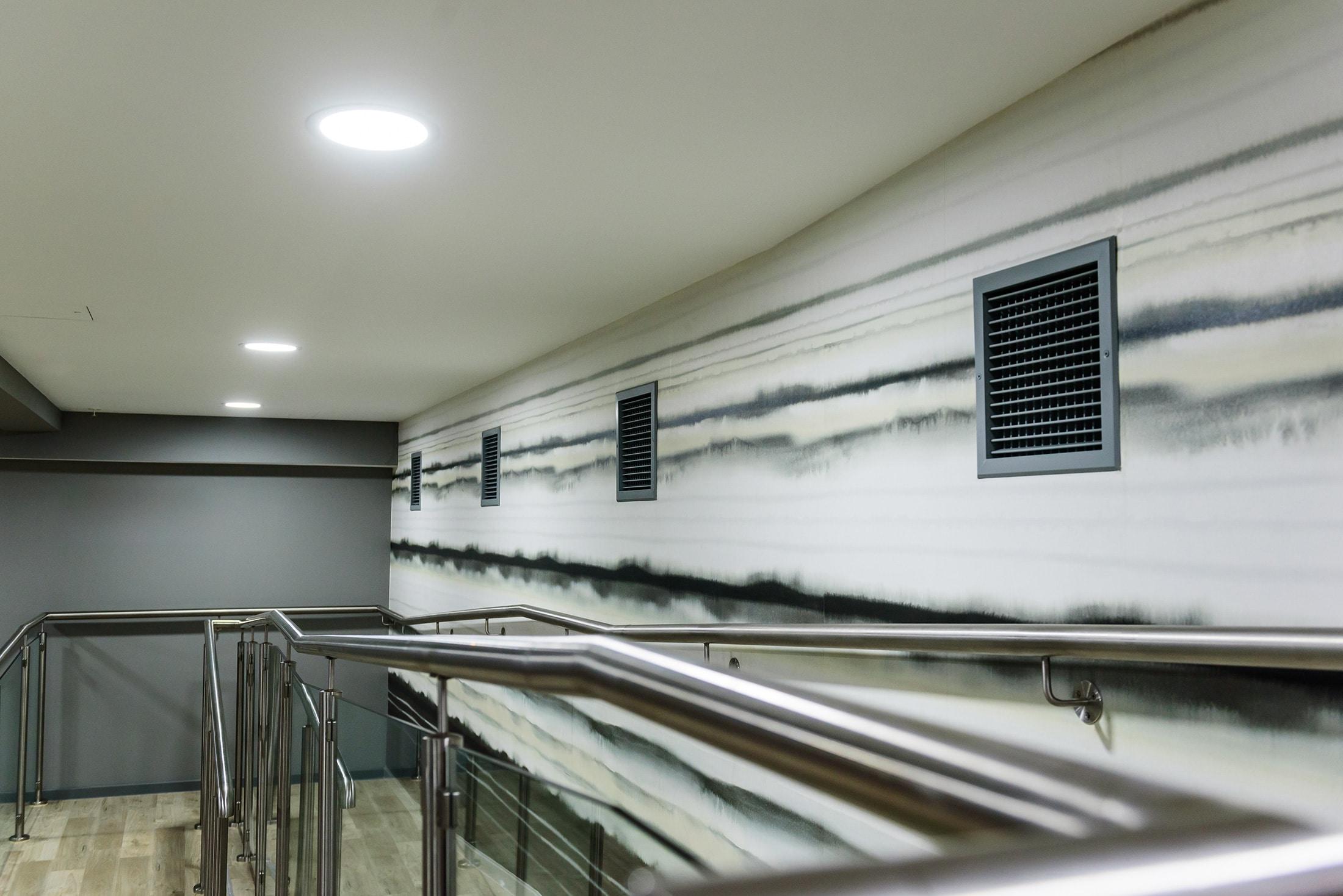 Access corridor