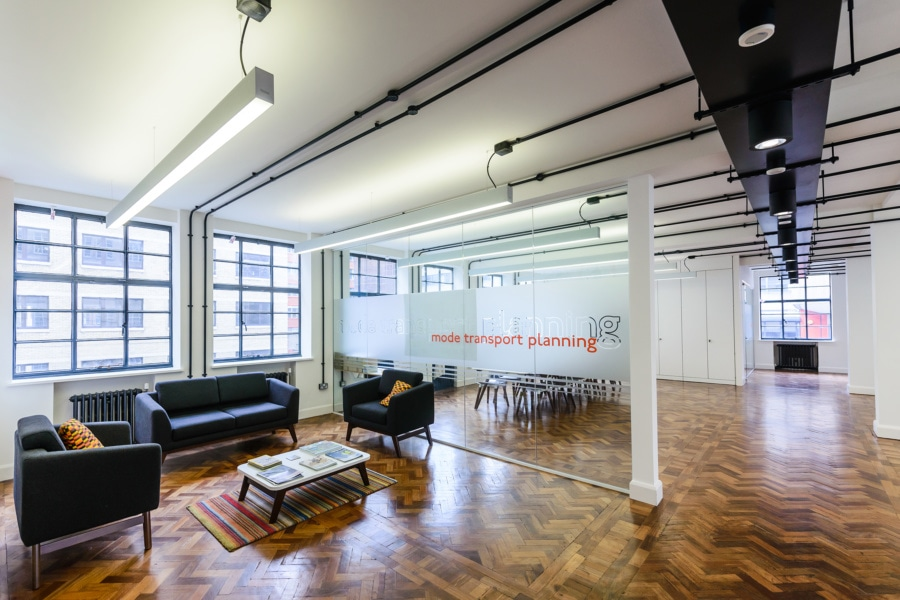 LG7 office lighting