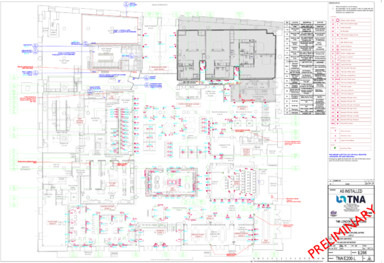 Aparthotel - CAD Ground Floor Plans