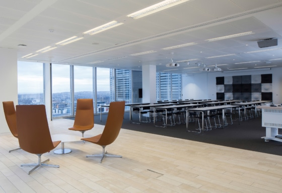 Warwick Business School - Collaboration zone