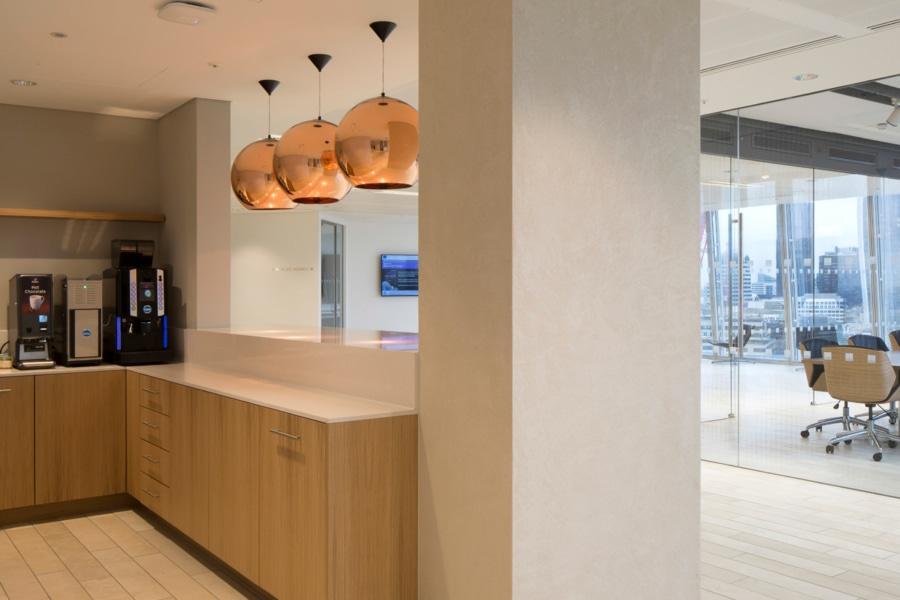 Warwick Business School - Kitchen space