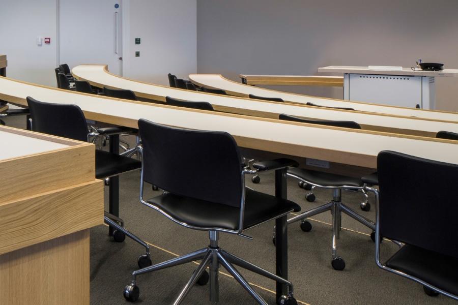 Warwick Business School - Lecture room