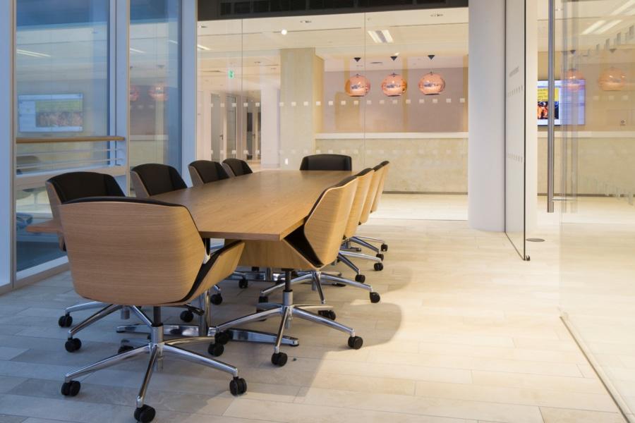 Warwick Business School - Meeting room
